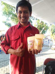 Dwi Sudiantono owner kopi durian-min
