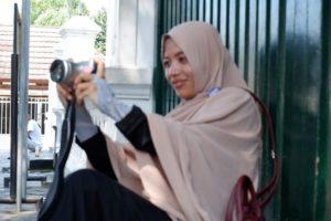 Praktek jepret dengan Kamera Fuji XT 100