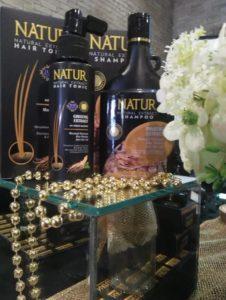 Natur Ginseng Series (Shampoo & Hairtonic)