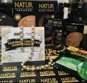 Natur Perawatan Rambut Berbahan Alami